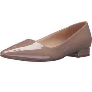 Franco Sarto Pointed Toe Flats, 8.5
